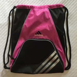 Adidas Drawstring Backpack